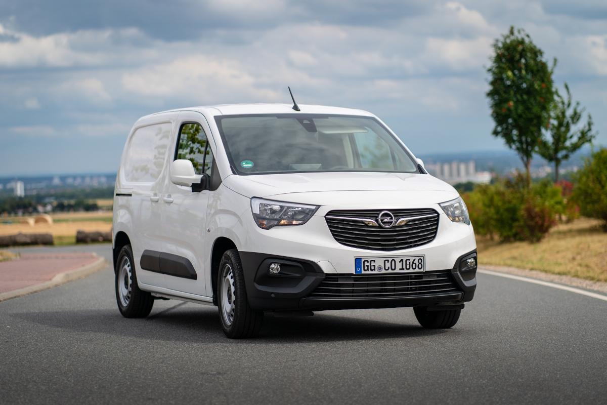 Зустрічай новий Opel Combo Cargo: надійний помічник для вашого бізнесу