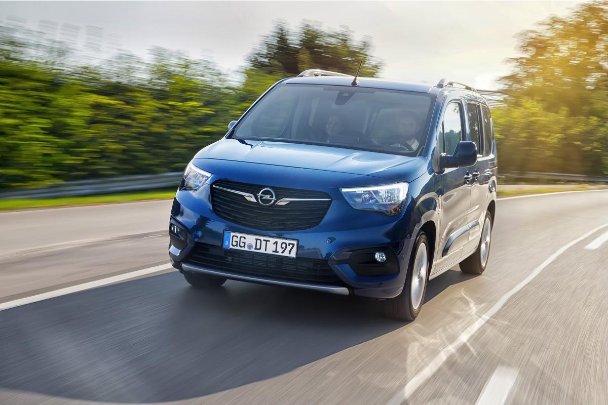 Opel Combo Life – оголошені ціни на 7-ми місний мінівен в Україні