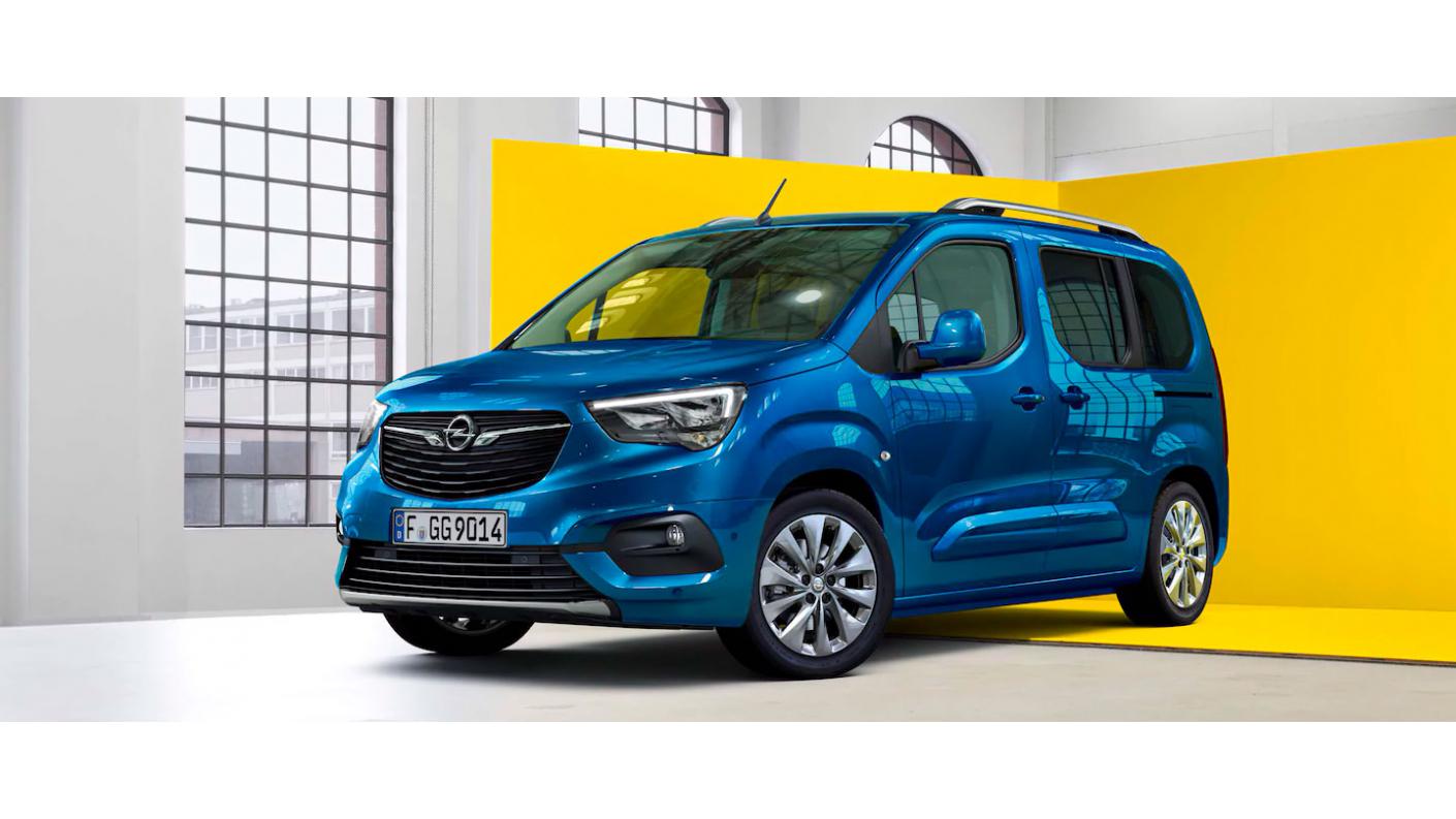 Зустрічай новий Opel COMBO LIFE ВЖЕ В ЗАПОРІЖЖІ!