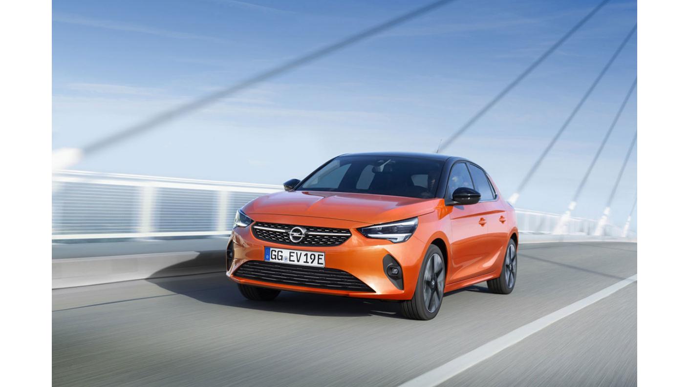 Заряджений на перемогу: новинка Opel Corsa-e виграла престижну нагороду «Золоте кермо 2020»!