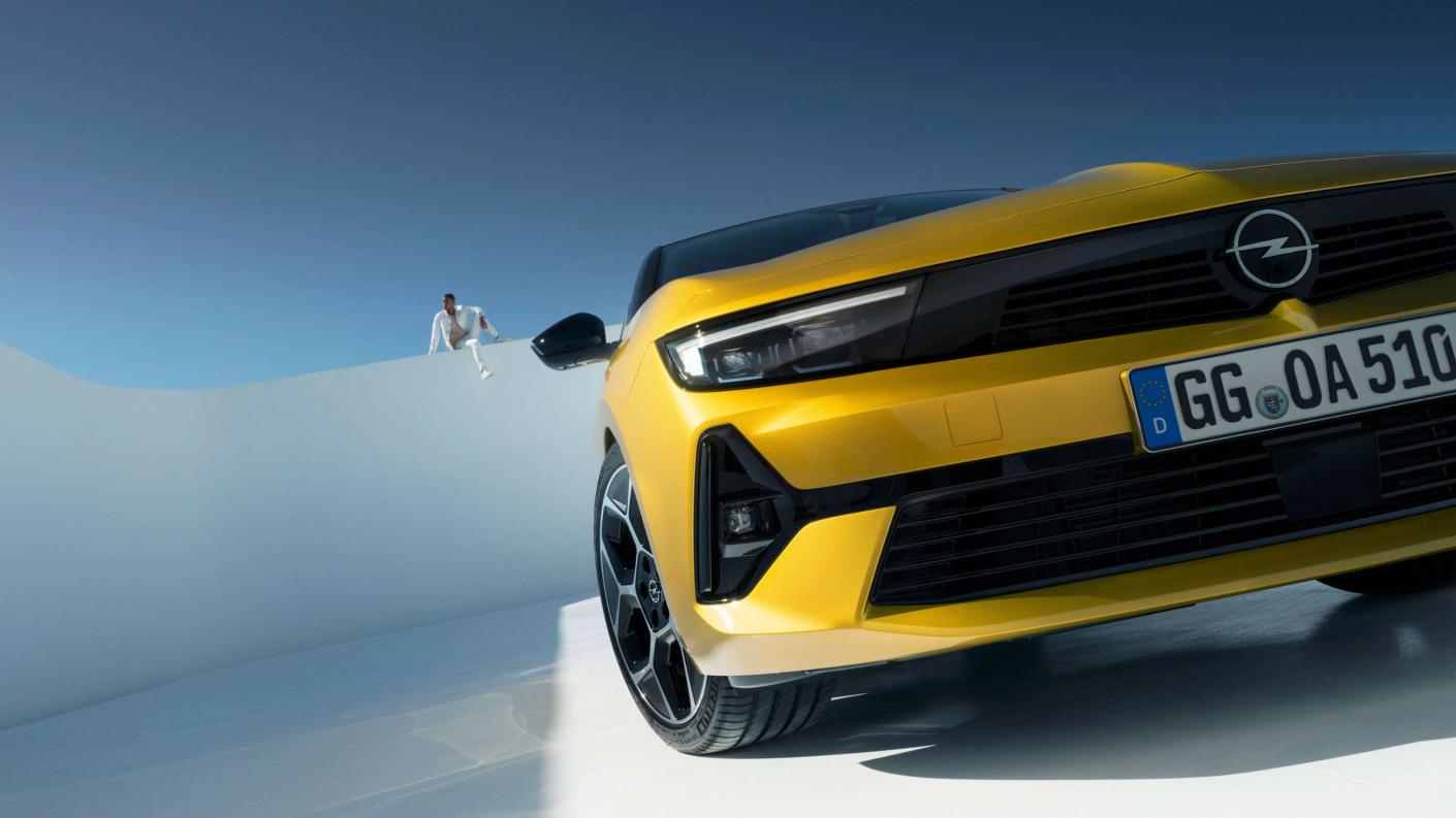Нове покоління Opel Astra: впевнений, динамічний, електрифікований хетчбек