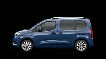 Opel Combo Life 1,6 л МКПП-5 Edition L1 2021