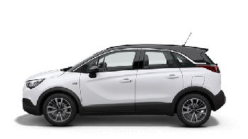 Opel Crossland X 1,2 л МКПП-5 Enjoy 2020
