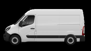 Opel Movano 2,3 л (150 к. с.) МКПП-6 F3500 L2H2 2020