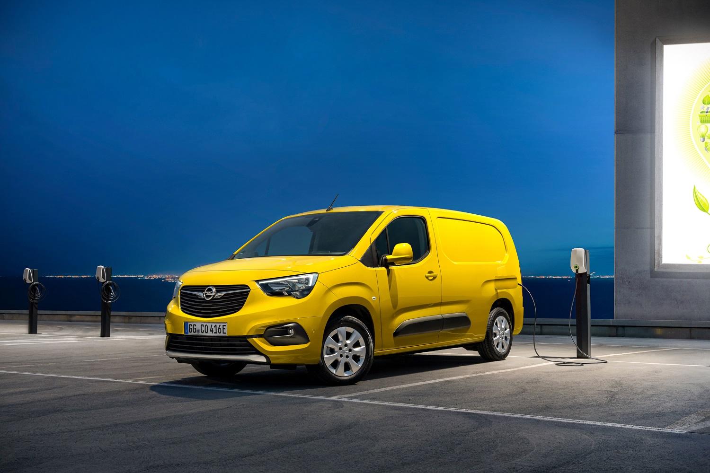 Новий вен Opel Combo-e: безкомпромісна електрична мобільність