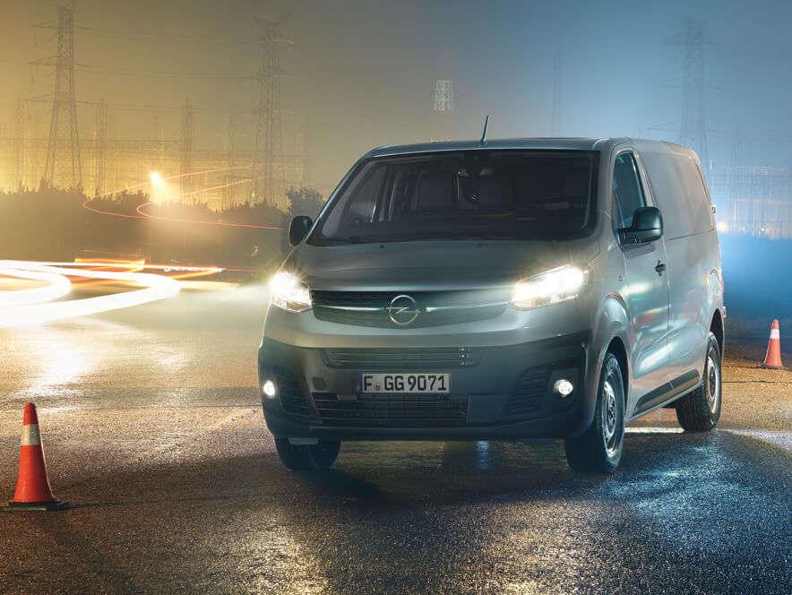 Opel, Vivaro, зовнішній вигляд